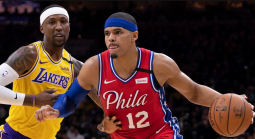 LA Lakers vs. Philadelphia 76ers Prop Bets - January 27
