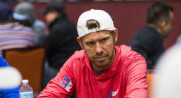 Small Poker Contingency to Attend Layne Flack Funeral