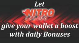 Nitro Casino Offer its Players