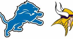 Line on the Vikings-Lions Game Week 7
