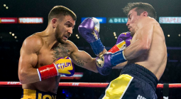 Lopez Upsets Lomachenko to Unify Lightweight Titles