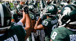 What The Line Should Really Be On The Northwestern vs. MSU Game October 23