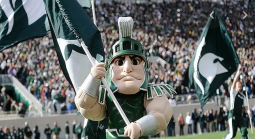 Updated MSU Spartans Futures Odds Week 7 - College Football Playoff Championship 2022