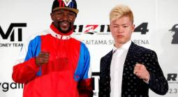Mayweather vs Tenshin Nasukawa Fight Odds Released