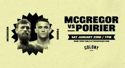 Where Can I Watch, Bet the McGregor vs. Poirier Fight UFC 257 From Vancouver, British Columbia