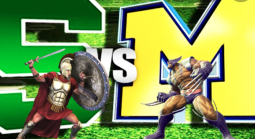 What is the Early Line on the Michigan Wolverines vs. MSU Spartans Game October 30?