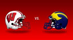 Michigan vs. Wisconsin: Winning Margin Odds Week 4