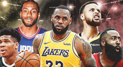 NBA Win Totals Odds and Awards - 2021