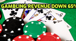 NJ June Gambling Revenue Down 65.6% Amid Virus Closure
