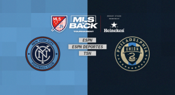 New York City FC vs. Philadelphia Union Head to Head History, Odds July 9