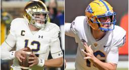 Notre Dame Fighting Irish vs. Pittsburgh Panthers Betting Odds, Prop Bets
