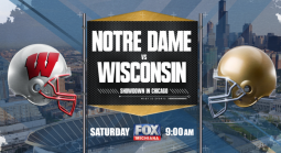Find Player, Team Prop Bets on the Notre Dame vs. Wisconsin Game Week 4