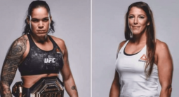 Felicia Spencer vs. Amanda Nunes Fight Odds UFC 250