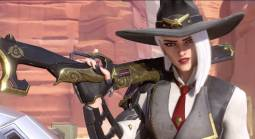 Overwatch Adds Hot New Badass Character Ashe