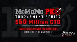 $50 Million Poker Series with $5 Million PKO Main Event