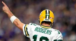 MNF Betting Line - Packers vs. 49ers: Green Bay at -9