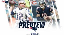Patriots vs Bears Betting Odds Week 7 – Game Preview and Prediction
