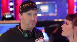 Phil Hellmuth Gets Berated on Twitter Following Outburst