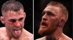 Poirier-McGregor UFC 257 First to Bleed Prop Bet