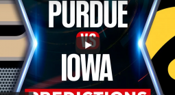 Find Free NCAAF Picks for October 16: Purdue vs. Iowa