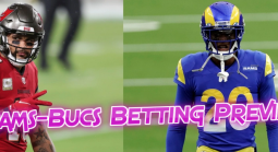 NFL Betting – Los Angeles Rams at Tampa Bay Buccaneers