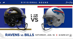 NFL Divisional Playoff: Baltimore Ravens @ Buffalo Bills Prediction