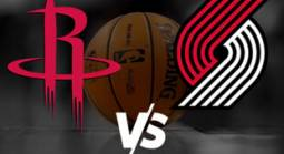 Houston Rockets vs. Portland Trailblazers Betting Odds - August 4