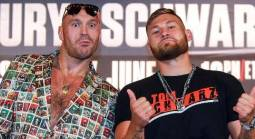 Odds of a Tom Schwarz Upset vs. Tyson Fury - What Would the Payout Be?
