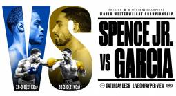 Where Can I Watch, Bet the Errol Spence Jr. vs. Danny Garcia Fight From Austin, Texas?