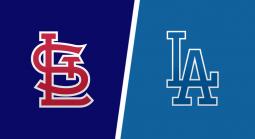 MLB Free Pick-Parlay | Dodgers Vs. Cardinals