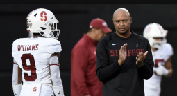 What is the Spread on the UCLA Bruins vs. Stanford Cardinal Week 4 Game