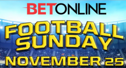 Sunday NFL Week 12 Betting Action 2018