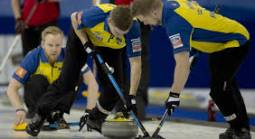 USA vs. Sweden Men's Curling Odds to Win Gold