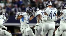 Tennessee Titans Odds to Win AFC South, 2019 Super Bowl After Week 14