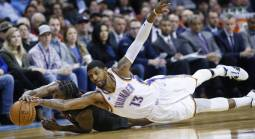 Thunder Sees Nearly 65 Percent of Action