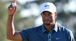 Tigers Woods Odds of Winning The Players Championship 2018 Round 4 at 8-1