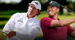 Tiger vs. Phil Betting Odds