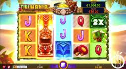 Tiki Mania Video Slot Unveiled