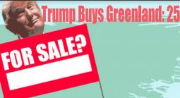 Trump Buys Greenland