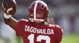 NFL Betting – Tua Tagovailoa Draft Props