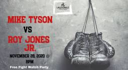 Where Can I Watch, Bet the Mike Tyson Vs. Jones Jr. Fight From Jacksonville, FL