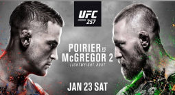 Where Can I Watch, Bet the McGregor vs. Poirier Fight UFC 257 From Cincinnati