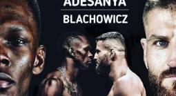 UFC Odds - UFC 259: Blachowicz vs. Adesanya