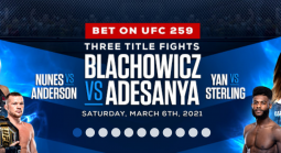 UFC 259 Prop Bets: Blanchowicz-Adesanya, Nunes-Anderson, More
