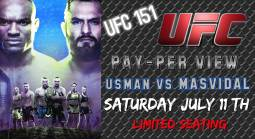 Where Can I Watch, Bet the Usman vs. Masvidal Fight UFC 251 From Milwaukee