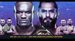 Where Can I Watch, Bet the Usman vs. Masvidal Fight UFC 251 From Des Moines, Iowa