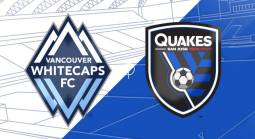 Vancouver Whitecaps v San Jose Earthquakes Picks, Betting Odds - Wednesday July 15