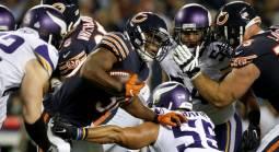 SNF Prop Betting – Minnesota Vikings at Chicago Bears
