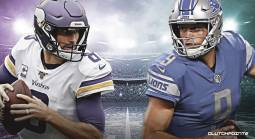 Vikings-Lions Best Bets Week 7 2019