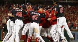 Nats Payout Odds to Win World Series as High as $50K on $1K Bet